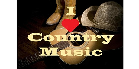 **COUNTRY MUSIC PARTY**  Chat, Dance & Make New Friends. (Free on Zoom) tickets