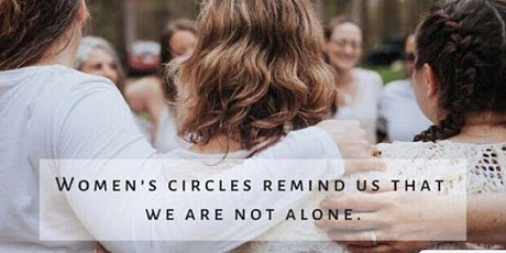 Self empowering woman's wellness circle tickets