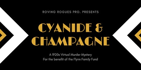 Cyanide and Champagne: A 1920s Virtual Murder Mystery tickets