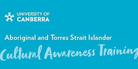 UC Staff Training : Aboriginal & Torres Strait Islander Cultural Awareness tickets