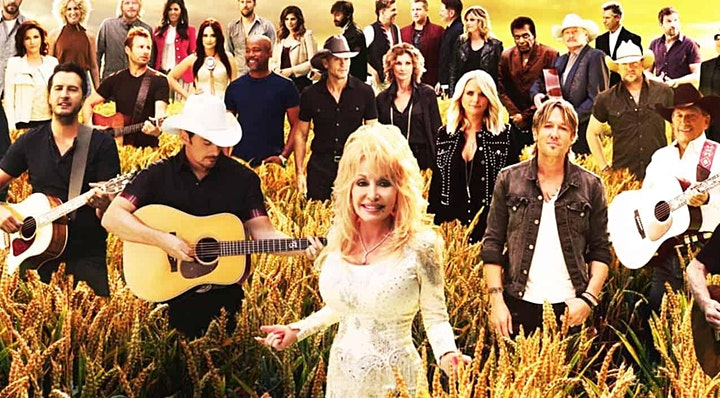 **COUNTRY MUSIC PARTY**  Chat, Dance & Make New Friends. (Free on Zoom) image