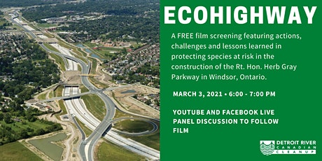 DRCC Presents: Ecohighway tickets