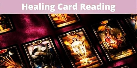 6 Card Healing Reading by Caroline tickets