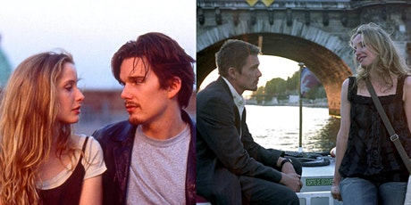 BEFORE SUNRISE (730p) & BEFORE SUNSET (950p) @  Electric Dusk Drive In tickets