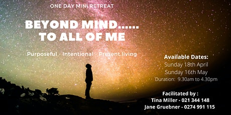 Beyond Mind  ....... to all of me tickets