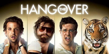 The Big Unlock-  The Hangover - Drive-In Cinema Night tickets