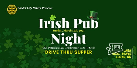 Irish Pub Night tickets