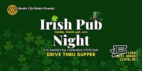 Irish Pub Night tickets