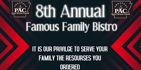 8th Annual Famous Family Bistro Conference tickets