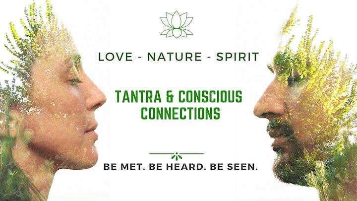 RECLAMATION (Tantra & Conscious Connections Retreat) Ecstatic Campout 2021 image