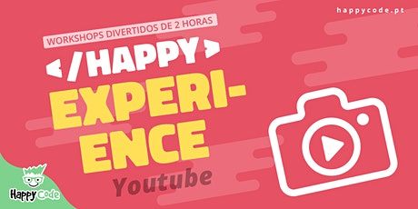 HAPPY EXPERIENCE -  VIDEOMAKER (Live Online) tickets