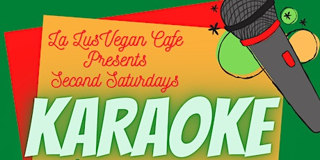 La Lus Cafe Presents Second Saturdays Karoake tickets