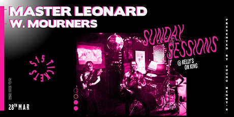 Young Henrys Sunday Session Ft. Master Leonard & Mourners tickets