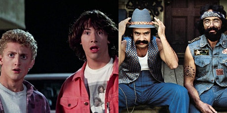 BILL & TED'S EXCELLENT + CHEECH & CHONG'S NEXT @ Electric Dusk Drive-In tickets