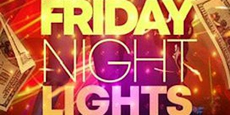 """""""Friday Night Lights"""" at HardBodys tickets"""