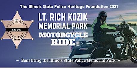 2021 ISP Lt. Rich Kozik Memorial Park Ride tickets