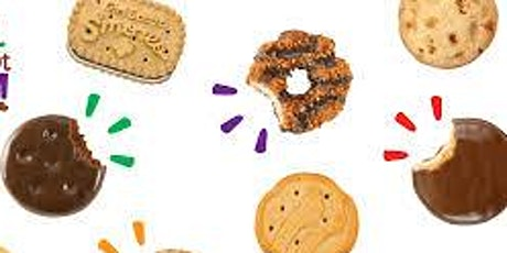 Kid's Baking - Recipes use Girl Scout Cookies! tickets