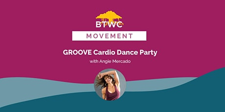 GROOVE Cardio Dance Party tickets
