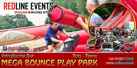 Mega Bounce Play Park tickets