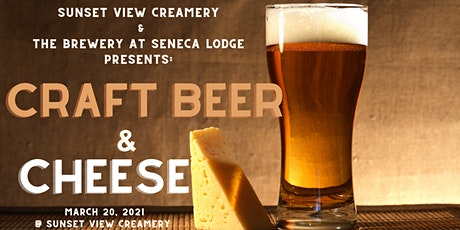 Craft Beer and Cheese: The Perfect Pair tickets