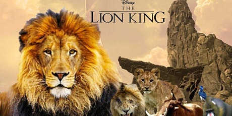 The Big Unlock-  Lion King Live Action - Drive-In Cinema Night tickets
