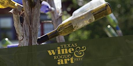 TX Wine & Rogue Art Fest 2021 tickets