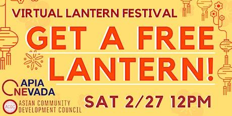 Virtual Lantern Festival Tickets