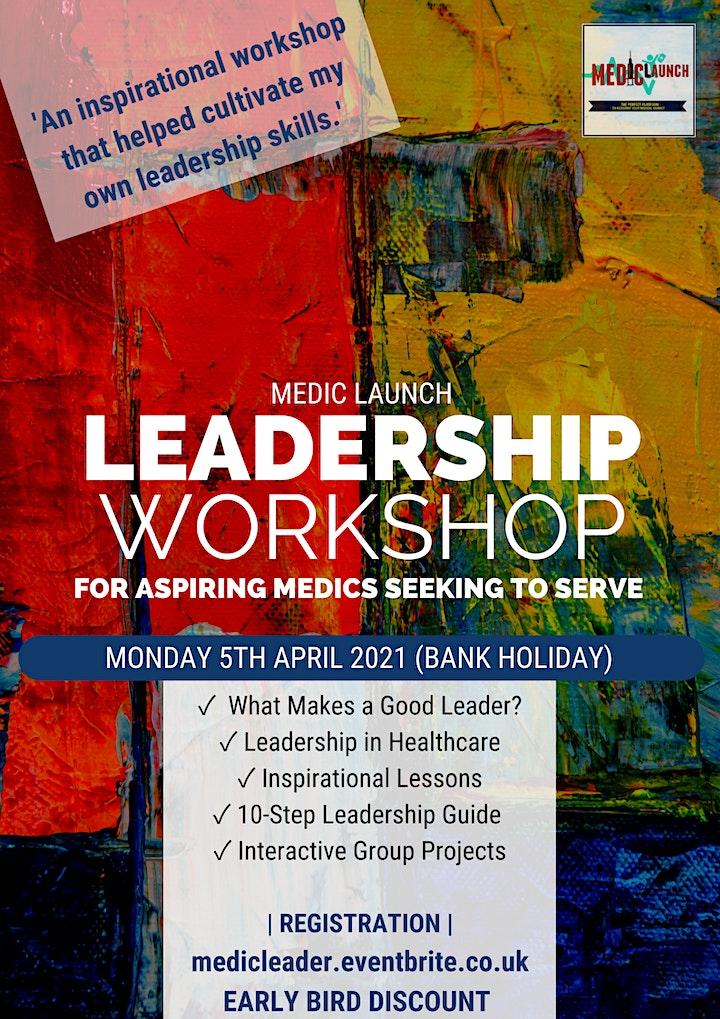Leadership Workshop for Aspiring Medics image