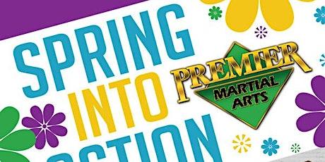 Premier Spring Break Camp! tickets