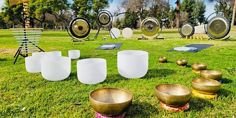 Wellness Wednesday SOUNDBath MEDITATION At  The Park tickets