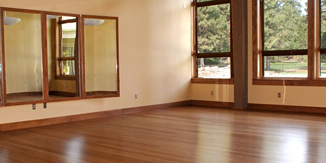 GMRC Yoga Room Reservation tickets