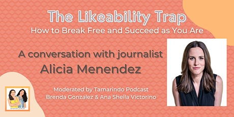 Conversation with Alicia Menendez tickets