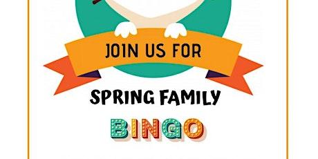 Spring Family Bingo Night tickets