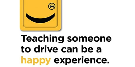 FREE online workshop for anyone who is supervising a learner driver. tickets