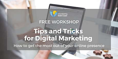 Tips and Tricks for Digital Marketing tickets