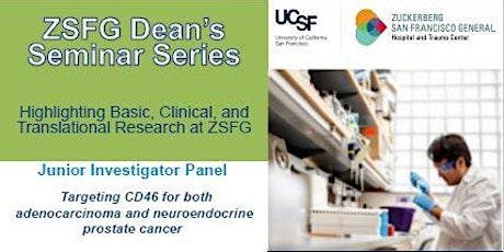 Targeting CD46 for both adenocarcinoma and neuroendocrine prostate cancer tickets