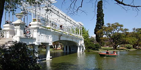 Safari en Palermo: Parque Tres de Febrero + Rosedal c/ Picnic entradas