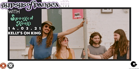 Young Henrys Sunday Session Ft. Gypsys of Pangea & Spooked Kooks tickets