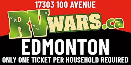 RV Wars Edmonton tickets