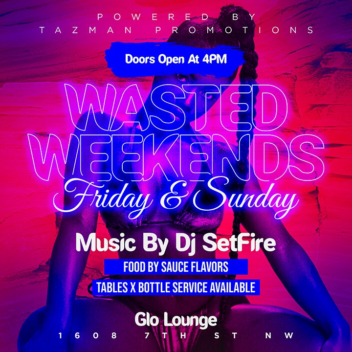 New Friday & Sunday Party! Music By SetFire image