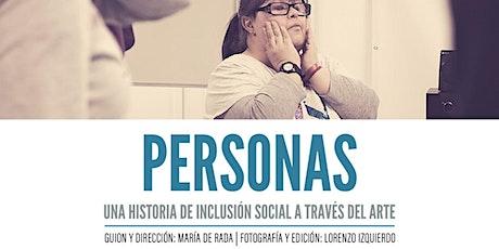Estreno Documental PERSONAS día 7 de Marzo entradas