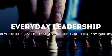 Develop The Most Important Skill For Improving Your Leadership Career tickets