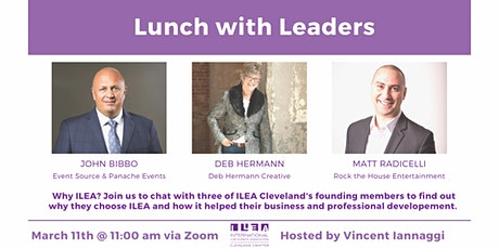 ILEA Cleveland Lunch with Leaders tickets