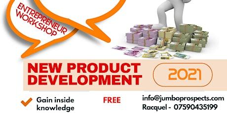 New Product Development Entrepreneur Workshop tickets