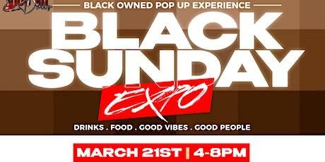 BLACK SUNDAY EXPO tickets