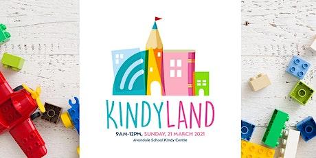 KindyLand 2021 tickets