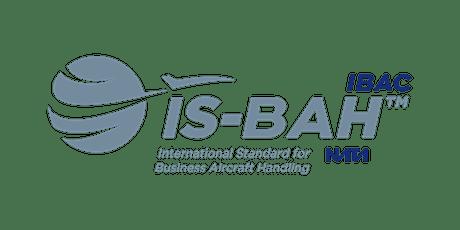 IS-BAH Workshops: Online September 2021, 1300 UTC tickets