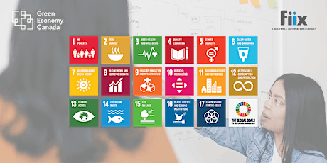 Sharing Your Commitment to the SDGs tickets