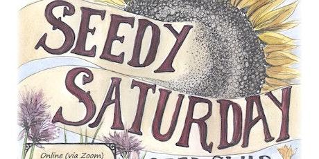 Seedy Saturdays  Kingston tickets