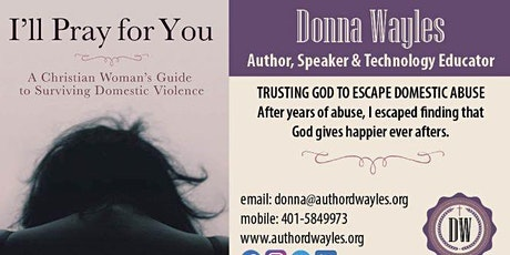 I'll Pray for You: Book Talk tickets